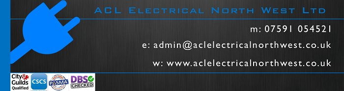 ACL Electrical North West- PAT Testing